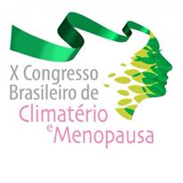 Logo  X Congresso Brasileiro de Climatério e Menopausa
