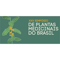 Logo XXV Simpósio de Plantas Medicinais