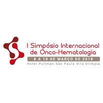 Logo I Simpósio Internacional de Onco-Hematologia 2018