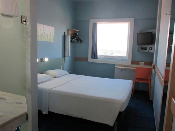 Imagem ilustrativa do hotel Ibis Budget Belém