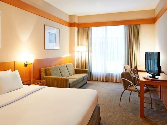 Imagem ilustrativa do hotel Wyndham Garden Convention SP Nortel
