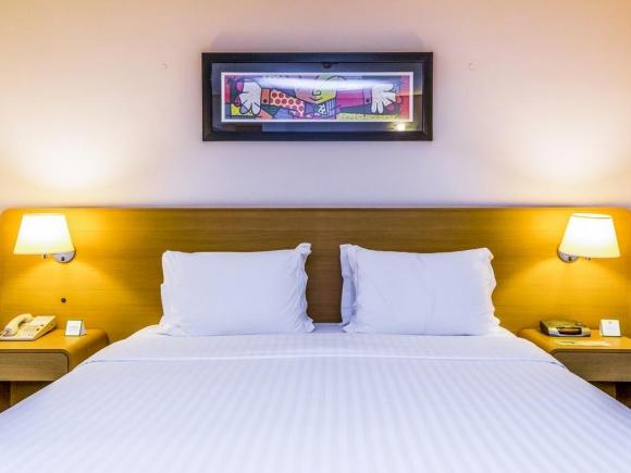 Imagem ilustrativa do hotel Holiday Inn Parque Anhembi