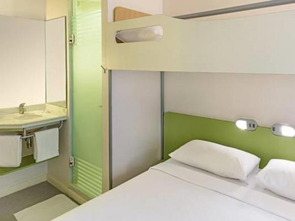 Imagem ilustrativa do hotel Ibis Budget São Paulo Paraíso