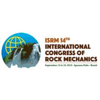 Logo 14º ISRM Internatioanal Congress Of Rock Mechanics