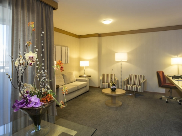 Imagem ilustrativa do hotel Brasil 21 Convention Suites