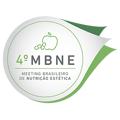 Logo 4º Meeting de Nutrição Estética