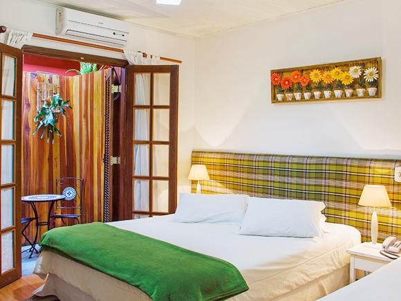 Imagem ilustrativa do hotel Pousada Do Conde