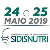 Logo II Sidisnutri – Simpósio de Disfagia em Terapia Nutricional – 2019