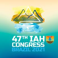 Logo 47th IAH Congress Brazil 2021
