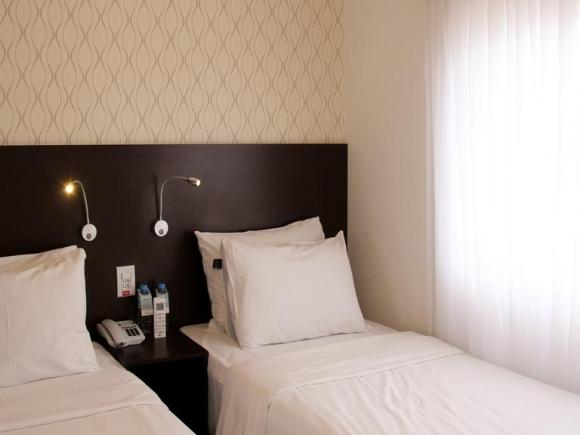 Imagem ilustrativa do hotel Mercure São Paulo JK