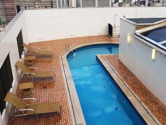 Imagem ilustrativa do hotel Meliá Brasil 21