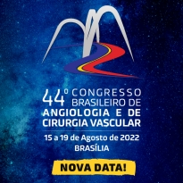 Logo 44°Congresso Brasileiro de Angiologia e de Cirurgia Vascular