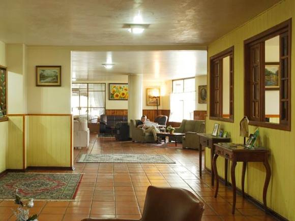 Imagem ilustrativa do hotel Parque Hotel