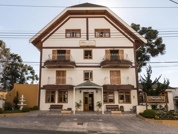 Imagem ilustrativa do hotel Pousada Alto D' Ouro