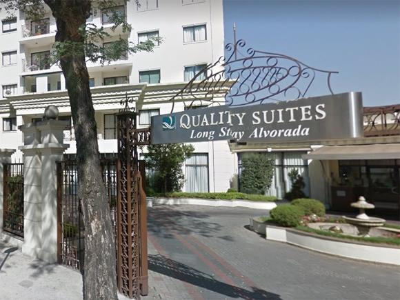 Imagem ilustrativa do hotel Quality Suítes Vila Olímpia