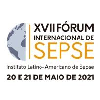 Logo XVII Fórum Internacional de SEPSE 2021