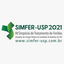 Logo SIMFER 2021 - IV Simpósio de Tratamento de Feridas