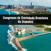 Logo XXII Congresso da Sociedade Brasileira de Diabetes