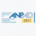Logo XLI Encontro da ANPAD