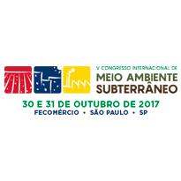 Logo V Congresso Internacional de Meio Ambiente Subterrâneo - CIMAS
