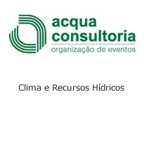 Logo Clima e Recursos Hídricos