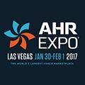 Logo AHR Expo Las Vegas 2017