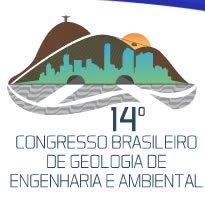 Logo 14º CBGE – CONGRESSO BRASILEIRO DE GEOLOGIA DE ENGENHARIA E AMBIENTAL