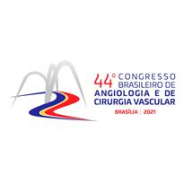 Logo 44 Congresso Brasileiro de Angiologia e de Cirurgia Vascular