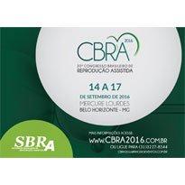 Logo 20º Congresso Brasileiro de Reprodução Assistida