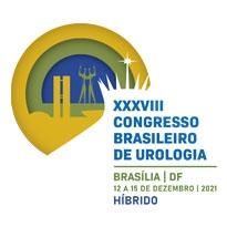 Logo Congresso Brasileiro de Urologia - CBU 2021