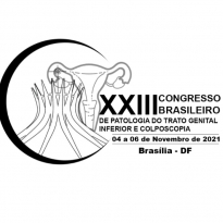 Logo XXIII Congresso Brasileiro de Patologia do Trato Genital Inferior e Colposcopia
