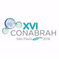 Logo XVI CONABRAH - CONGRESSO NACIONAL DA ASSOCIAÇÃO BRASILEIRA DE RECICLAGEM E ASSISTÊNCIA EM HOMEOPATIA