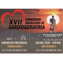 Logo XVII Congresso Brasileiro de Cardiogeriatria 2021