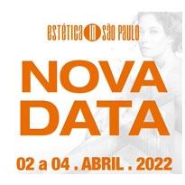 Logo ESTÉTICA IN SAO PAULO 2022 - 6º Congresso Internacional Científico Multidisciplinar em Estética