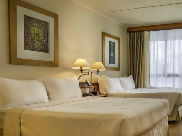 Imagem ilustrativa do hotel Maksoud Plaza