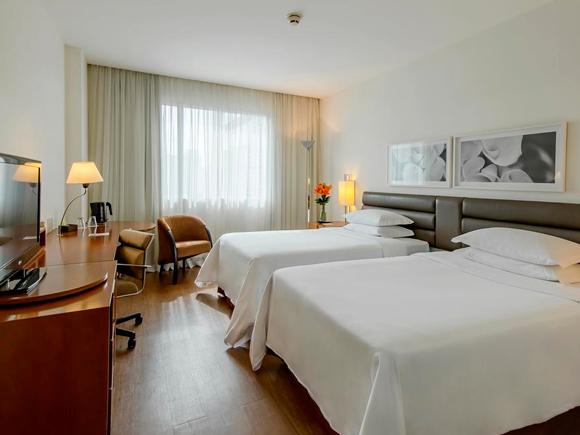 Imagem ilustrativa do hotel Grand Mercure SP Vila Olímpia