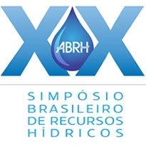 Logo XX SBRH - Simpósio Brasileiro de Recursos Hídricos