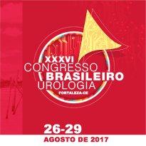 Logo XXXVI Congresso Brasileiro de Urologia