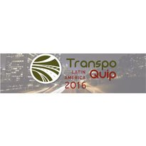 Logo 8º Edição do Transpoquip Latin America