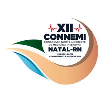 Logo XII CONNEMI - Congresso Norte Nordeste de Medicina Intensiva