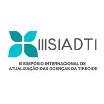 Logo III SIADTI - Simpósio de Atualização das Doenças da Tireoide
