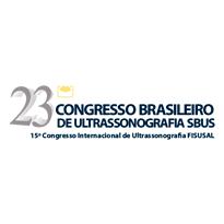 Logo SBUS 2019 - 23º Congresso Brasileiro de Ultrassonografia