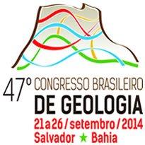 Logo 47º Congresso Brasileiro de Geologia